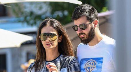 Mate Rimac i Katarina Lovrić pripremili veliko svadbeno slavlje, stigli žutom Neverom