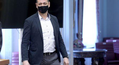 Daniel Spajić imenovan za v.d. glavnoga tajnika Domovinskog pokreta
