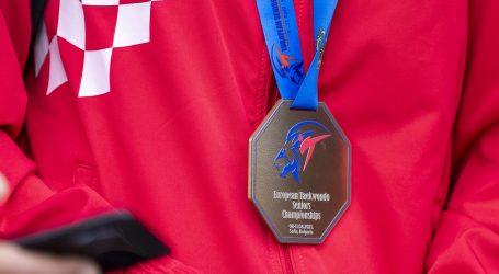 Hrvatska ima prvu medalju na Olimpijskim igrama, tekvondašica Matea Jelić najmanje srebrna