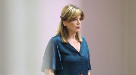 Karolina Vidović Krišto osniva stranku