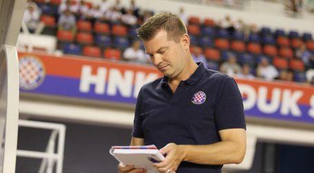 """Trener Hajduka Gustafsson: """"Imam dobar predosjećaj nakon ovog susreta"""""""