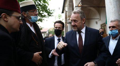 Izetbegović očekuje smirivanje napetosti u BiH i traži ustupke od HDZ-a