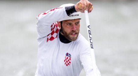 Sjajan nastup: Kanuist Matija Marinić izborio polufinale kao peti