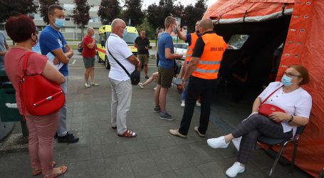 Slovenija: Velik broj novih zaraza, upozorenja na novi val
