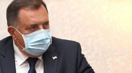 Dodik nastavlja prijetiti 'novim koracima', stigao mu 'hladan tuš' iz NATO-a