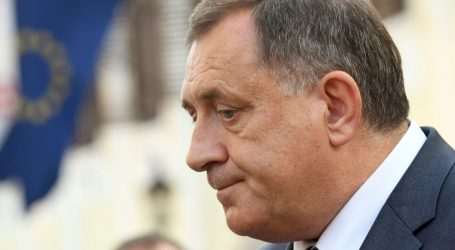 Milorad Dodik nastavlja prijetiti raspadom BiH, stigao mu odgovor iz američkog veleposlanstva