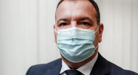 """Beroš: """"Neki operacijski zahvati napravit će se i sutra, a nekoliko ozlijeđenih mogli bi sutra biti pušteni kućama"""""""