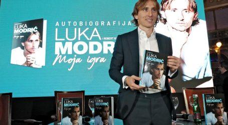 Autobiografija Luke Modrića u užem izboru za prestižnu književnu nagradu