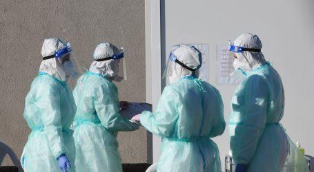 Nacionalni stožer: Zabilježeno 107 novih slučajeva, preminule dvije osobe