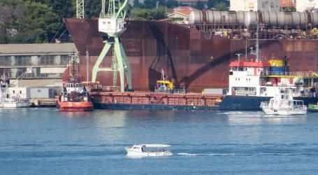 Sudar brodova kod Manile, strah od izlijevanja nafte