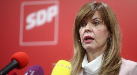 """Borzan: """"Uhićenja ne bi bila moguća da je Bandić gradonačelnik"""""""
