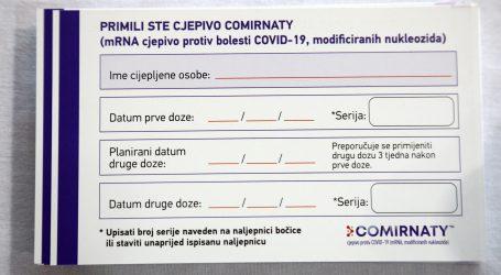 Danska nudi treću dozu cijepljenima dvama različitim cjepivima