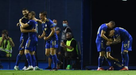 Dinamo pogocima Majera i Jakića svladao čvrste Ciprane, Ademi i Ivanušec zbog ozljeda napustili igru