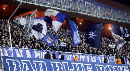 Bad Blue Boysi neće ogranizirano navijati na utakmici Dinama i Valura