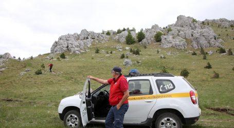 HGSS na Velebitu spašava ljude bez vode, na Paklenici spasili stranca