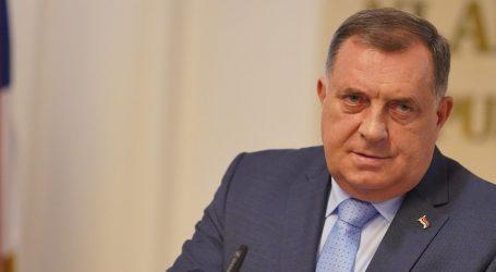"""Dodik: """"Policija RS spriječit će hapšenja svih koji negiraju ratne zločine"""""""