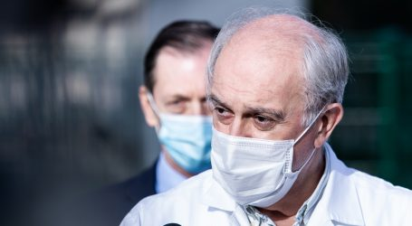 """Ivić: """"Ne bi htio da se diže tenzija, ali opća epidemiološka situacija nije dobra, u bolnici završavaju mlađi ljudi"""""""