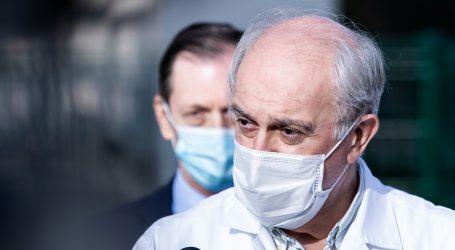 """Ivić: """"Ne smijemo dopustiti da virus bude taj koji upravlja našim životima ako imamo alate kojima mi možemo upravljati virusom"""""""