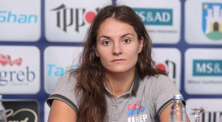 Barbara Matić poražena u četvrtfinalu, još uvijek ima izglede za odličje