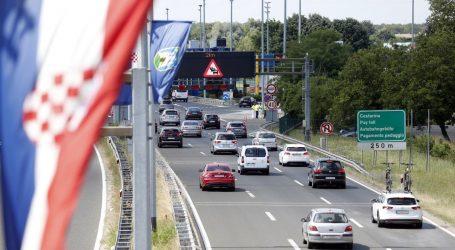 HAK: Prometna nesreća u tunelu Škurinje II, tijekom dana gužve na prometnicama