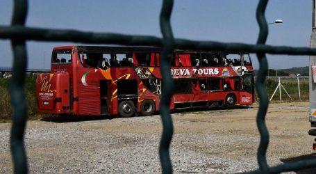 Vozač kosovskog autobusa u požeškom je zatvoru, utvrđen identitet svih poginulih