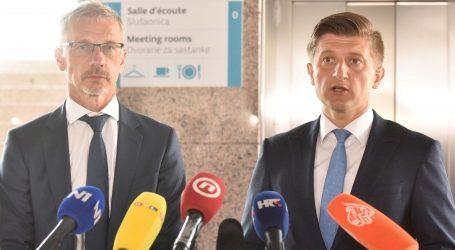 """Zdravko Marić: """"Ispunjavanje mjerila za uvođenje eura teče prema planu"""""""