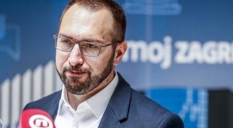 """Tomašević o uhićenjima: """"Vjerujem da će ih biti još, nad Zagreb se nadvio oblak korupcije"""""""