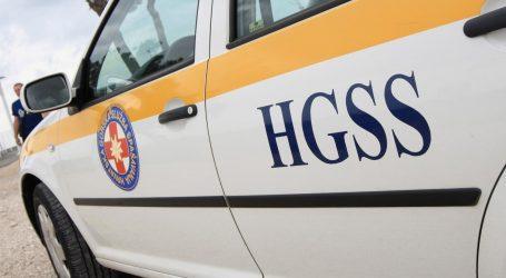 Potražna akcija HGSS-a: Kod Makarske pronašli stranu turistkinju bez svijesti, nije joj bilo pomoći