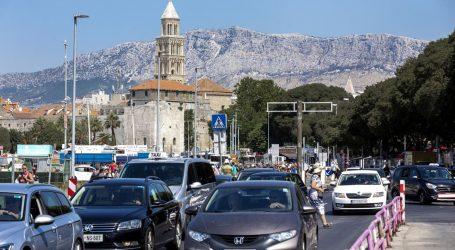 Splitske luke za vikend očekuju 101 tisuću putnika