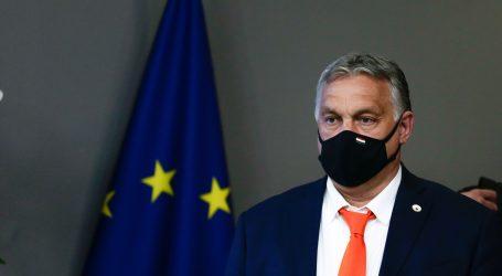 """Orban: """"Imamo sreću da u ova teška vremena Slovenija predsjeda EU-om i da njenu Vladu vodi Janez Janša"""""""