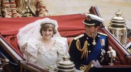 Komad torte s vjenčanja princeze Diane i princa Charlesa ide na aukciju