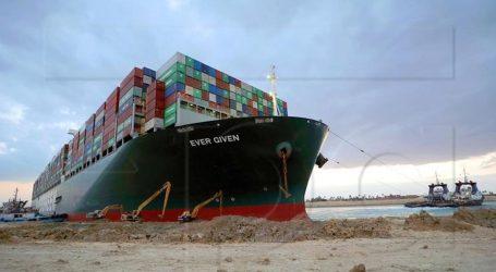 Dogovoreno je puštanje divovskog broda koji je blokirao Sueski kanal