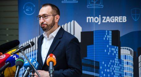 """Tomašević: """"Činjenica je da su uhićenja krenula nakon promjene vlasti. Najavili smo da će se riješiti korupcijska hobotnica"""""""