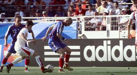 Zidanov dres sa svjetskog finala 1998. godine prodan za više od 100.000 dolara