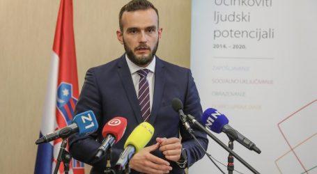 """Aladrović: """"Svi koji imaju 70 posto i više radnika s covid potvrdama dobit će sto posto potpore, ostalima ide niži iznos"""""""