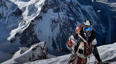 Šeroz Kašif je najmlađa osoba koja se popela na planinski vrh K2, a već je osvojio i Mount Everest