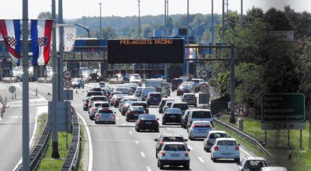 HAK: Promet pred vikend pojačan, moguće su poteškoće na cestama