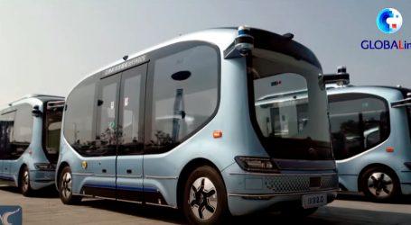 Kina: Krenuo veliki projekt uvođenja autonomnih autobusa u javni prijevoz
