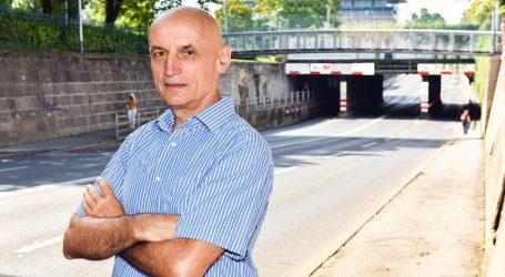 """Marušić: """"Vožnja biciklom preko zebre višestruko je opasna"""""""