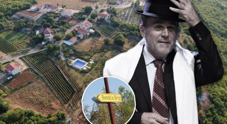 EKSKLUZIVNO: BANDIĆ JE STVORIO luksuznu hercegovačku hacijendu grabeći još 89.409m2 zemljišta u Donjim Mamićima