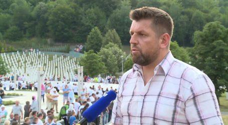 """Duraković: """"I dalje negiraju genocid u Srebrenici, provokacije su stalne. Pitam se s kim mi to dijelimo isto nebo"""""""