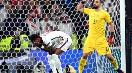 Britanski premijer Johnson osudio rasističke ispade protiv igrača engleske reprezentacije
