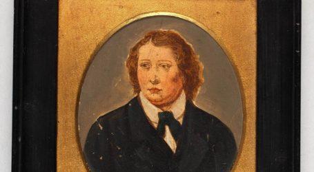 Nepoznati portret Franca Prešerna identificiran u Muzeju za umjetnost i obrt: Otkriven izgled važnog pjesnika