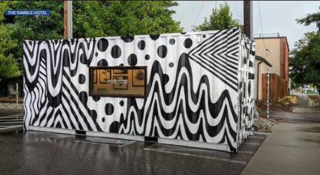 Denver: Umjetnička galerija Art Can smjestila se u kontejner