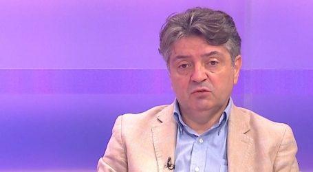 """Infektolog Tešović opovrgnuo Lauca: """"Dominantni soj koji se sad širi nastao je u zemlji s malim brojem cijepljenih"""""""