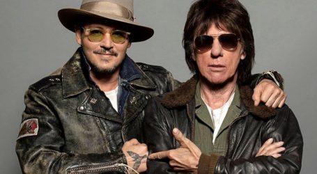 Johnny Deep i Jeff Beck snimaju zajednički album