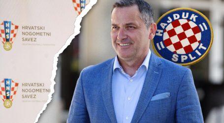 Prvi potez budućeg šefa HNS-a bit će vraćanje predstavnika Hajduka u strukture Saveza
