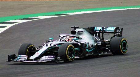 Formula 1: Sedmerostruki prvak svijeta Lewis Hamilton produžio ugovor s Mercedesom
