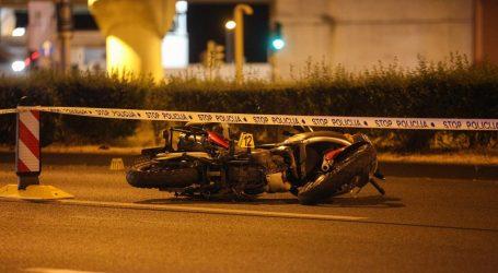 Teška nesreća u večernjim satima: U Zagrebu poginuo motociklist