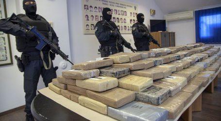 """MUP: """"Došlo morem, a otišlo u zrak. Spalili smo 505 kilograma kokaina"""""""